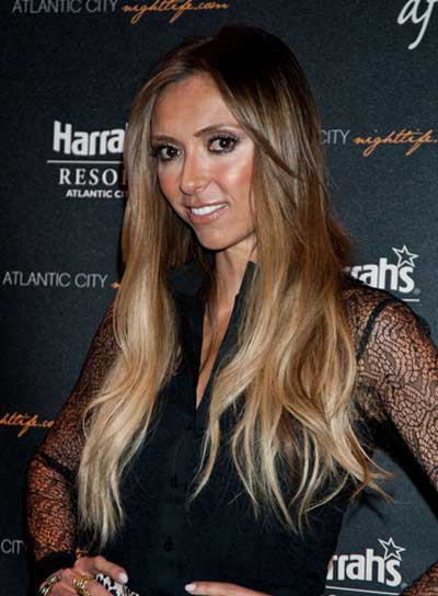 Giuliana rancic has cut her hair it looks better a lot zotheysay giuliana rancic long tousled blonde pmusecretfo Gallery
